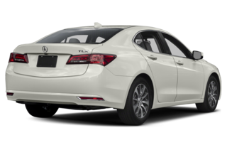 2017 Acura TLX Base (DCT) 4dr Front-wheel Drive Sedan