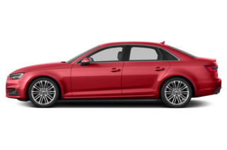 2017 Audi A4 2.0T Premium 4dr All-wheel Drive quattro Sedan