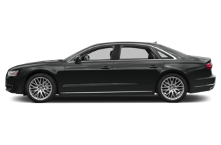 2017 Audi A8 L 3.0T 4dr All-wheel Drive quattro LWB Sedan