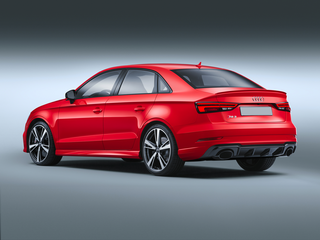 2017 Audi RS 3 RS 3 2.5T 4dr All-wheel Drive quattro Sedan