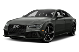 2017 Audi RS 7 4.0T Performance Prestige 4dr All-wheel Drive quattro Sportback