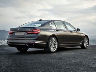 2017 BMW 740 740i xDrive 4dr All-wheel Drive Sedan