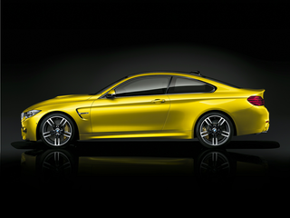 2017 BMW M4 M4 Base 2dr Rear-wheel Drive Coupe