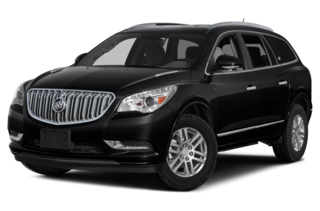 2017 Buick Enclave Leather Front-wheel Drive