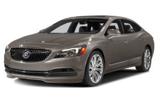 2017 Buick LaCrosse Premium 4dr All-wheel Drive Sedan