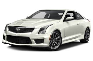 2017 Cadillac ATS-V V 2dr Rear-wheel Drive Coupe