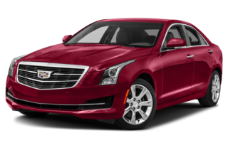 2017 Cadillac ATS 2.0L Turbo Base 4dr Rear-wheel Drive Sedan