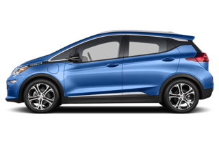 2017 Chevrolet Bolt EV LT Front-wheel Drive