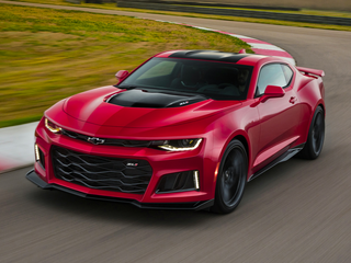 2017 Chevrolet Camaro 1LT 2dr Coupe