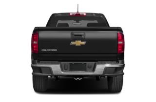 2017 Chevrolet Colorado Base 4x2 Extended Cab 6 ft. box 128.3 in. WB