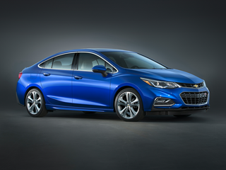 2017 Chevrolet Cruze L Manual 4dr Sedan