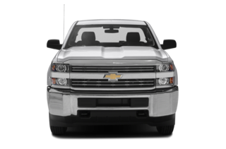 2017 Chevrolet Silverado 2500HD 2500HD LT 4x2 Regular Cab 8 ft. box 133.6 in. WB