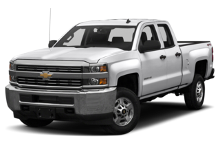 2017 Chevrolet Silverado 2500HD 2500HD LT 4x2 Double Cab 6.6 ft. box 144.2 in. WB