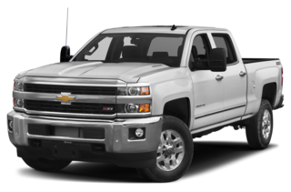 2017 Chevrolet Silverado 2500HD 2500HD LTZ 4x4 Crew Cab 6.6 ft. box 153.7 in. WB