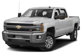 2017 Chevrolet Silverado 2500HD 2500HD LT 4x4 Crew Cab 8 ft. box 167.7 in. WB