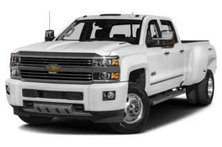 2017 Chevrolet Silverado 3500HD 3500HD High Country 4x2 Crew Cab 167.7 in. WB DRW