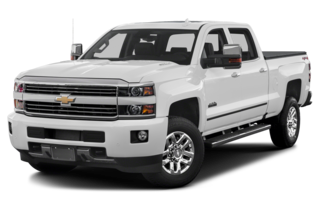2017 Chevrolet Silverado 3500HD 3500HD High Country 4x4 Crew Cab 167.7 in. WB SRW