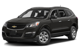 2017 Chevrolet Traverse Base LS Front-wheel Drive