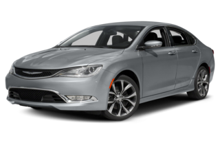 2017 Chrysler 200 C 4dr Front-wheel Drive Sedan