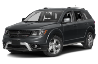 2017 Dodge Journey Crossroad 4dr All-wheel Drive