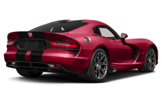 2017 Dodge Viper SRT 2dr Coupe