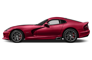 2017 Dodge Viper GTS 2dr Coupe