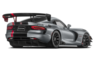 2017 Dodge Viper ACR 2dr Coupe