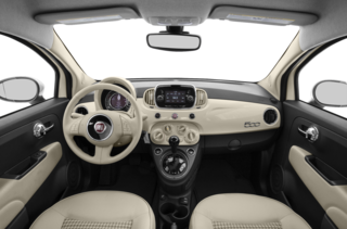 2017 FIAT 500 Pop 2dr Hatchback