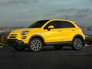 2017 FIAT 500X Lounge 4dr Front-wheel Drive