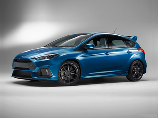 2017 Ford Focus RS RS Base 4dr Hatchback