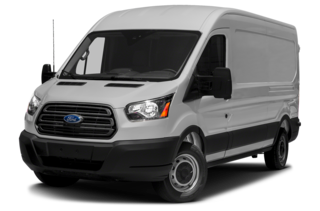 2017 Ford Transit-150 Transit-150 Base w/Dual Sliding Side Cargo Doors Medium Roof Cargo Van 148 in. WB