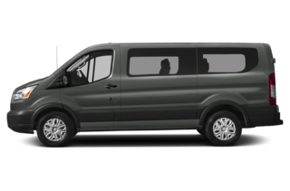 2017 Ford Transit-150 Transit-150 XLT w/60/40 Pass-Side Cargo-Doors Low Roof Wagon 130 in. WB