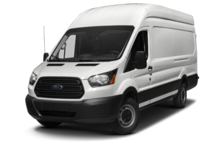 2017 Ford Transit-350 Transit-350 Base w/Dual Sliding-Side Cargo-Doors High Roof HD Extended-Length Cargo Van 148 in. WB DRW