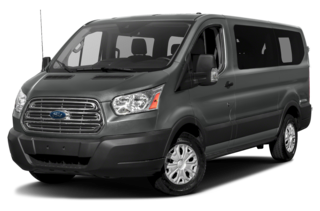 2017 Ford Transit-350 Transit-350 XLT w/Sliding Pass-Side Cargo-Door Low Roof Wagon 148 in. WB