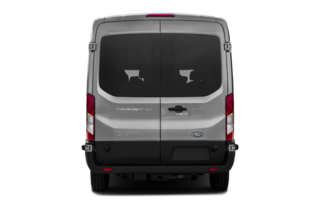 2017 Ford Transit-350 Transit-350 XL w/Sliding Pass-Side Cargo Door Medium Roof Wagon 148 in. WB