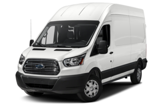 2017 Ford Transit-350 350 Base w/Dual Sliding-Side Cargo-Doors High Roof Cargo Van 148 in. WB