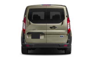 2017 Ford Transit Connect Titanium w/Rear Liftgate Wagon