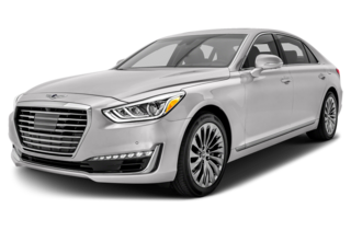 2017 Genesis G90 3.3T Premium 4dr Rear-wheel Drive Sedan