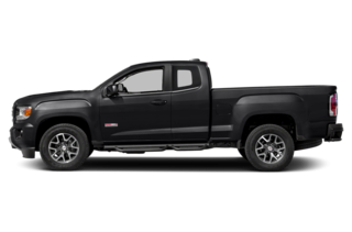 2017 GMC Canyon SLE 4x2 Extended Cab 6 ft. box 128.3 in. WB