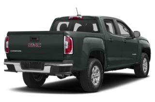2017 GMC Canyon Base 4x2 Crew Cab 5 ft. box 128.3 in. WB
