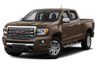 2017 GMC Canyon SLT 4x4 Crew Cab 5 ft. box 128.3 in. WB