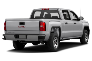 2017 GMC Sierra 1500 Base 4x2 Crew Cab 5.75 ft. box 143.5 in. WB