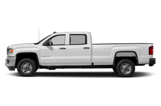 2017 GMC Sierra 2500HD 2500HD Base 4x2 Crew Cab 6.6 ft. box 153.7 in. WB