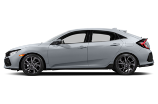 2017 Honda Civic LX (M6) 4dr Hatchback