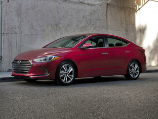 2017 Hyundai Elantra Limited (A6) 4dr Sedan