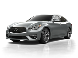 2017 Infiniti Q70 3.7 4dr Rear-wheel Drive Sedan