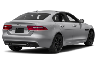2017 Jaguar XE 20d 4dr Rear-wheel Drive
