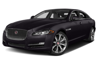 2017 Jaguar XJ L Portfolio 4dr Rear-wheel Drive Sedan