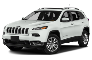 2017 Jeep Cherokee Limited 4dr Front-wheel Drive
