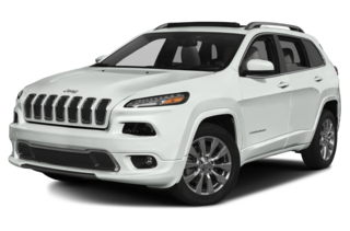 2017 Jeep Cherokee Overland 4dr Front-wheel Drive